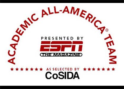 Silva Named Academic All-District By ESPN The Magazine - Howard